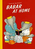 Babar At Home by Jean de Brunhoff