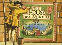 House that Jack Built (The) by Gavin Bishop